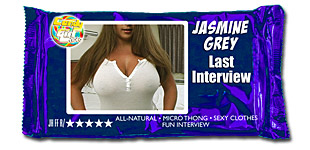 Jasmine Grey - Last Interview video