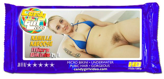 Kamilla Kaboose - Micro Bikinis Pt. II