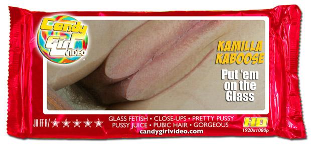 Kamilla Kaboose - Put 'em on the Glass