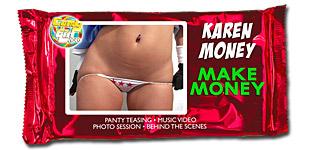 Karen Money - Make Money video