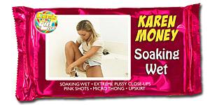 Karen Money - Soaking Wet video