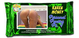 Karen Money - Personal Panties Pt. I video