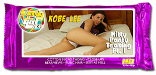 Kobe Lee - Kitty Panty Teasing Pt. I video