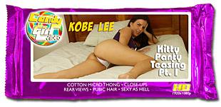 Kobe Lee - Kitty Panty Teasing Pt. I video