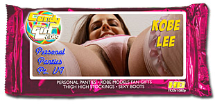 Kobe Lee - Personal Panties Pt. VI video
