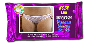 Kobe Lee - Unreleased Personal Panties Pt. II video