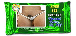 Kobe Lee - Personal Panties Pt. III video