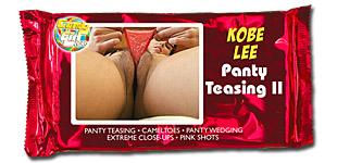 Kobe Lee - Panty Teasing II video
