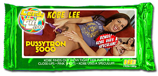 Kobe Lee - PussyTron 5000 video