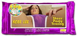 Kobe Lee - Sheer Panty Teasing Pt. I video
