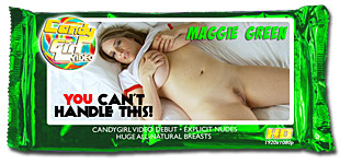 Maggie Green - You Can't Handle This! video