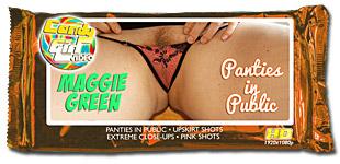 Maggie Green - Panties in Public video