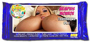 Memphis Monroe - Touchdown Pt. I video