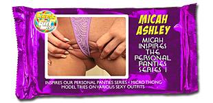 Micah Ashley - Micah Inspires the Personal Panties Series I video