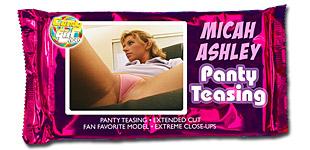 Micah Ashley - Panty Teasing video