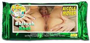 Nicole Moser - Balloon Knot video
