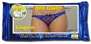 Paris Kennedy - Lingerie video