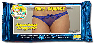 Paris Kennedy - Luscious Lingerie video