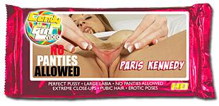 Paris Kennedy - No Panties Allowed video