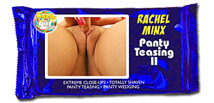 Rachel Minx - Panty Teasing II video