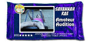 Savannah Rae - Amateur Audition video