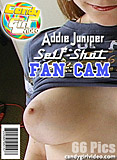 Addie Juniper - Self Shot Fan Cam picture set