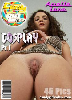 Arielle Lane - Cosplay Pt. I