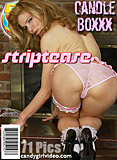 Candle Boxxx - Striptease picture set