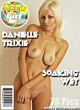 Danielle Trixie - Soaking Wet picture set
