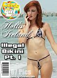 Hollis Ireland - Illegal Bikini Pt. I picture set