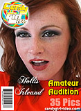 Hollis Ireland - Amateur Audition picture set