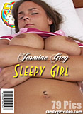 Jasmine Grey - Sleepy Girl picture set