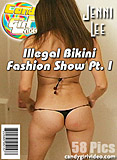 Jenni Lee - Illegal Bikini Fashion Show Pt. I picture set