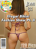 Jenni Lee - Illegal Bikini Fashion Show Pt. II picture set