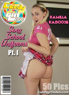 Kamilla Kaboose - Sexy School Uniforms Pt. I