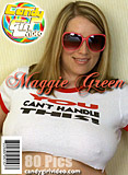 Maggie Green - You Can't Handle This! picture set