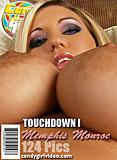 Memphis Monroe Touchdown Pt. I picture set