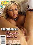 Memphis Monroe - Touchdown Pt. II picture set