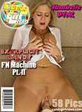 Anabelle Pync - Exxxplicit Candy F'N Machine Pt. II