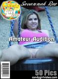 Savannah Rae - Amateur Audition picture set