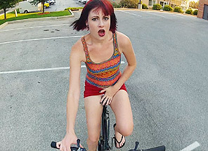 Hollis Ireland - Bicycle Upskirts update